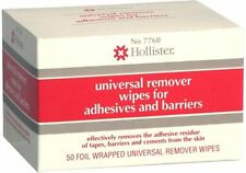 Hollister Universal Remover Wipes For Adhesives and Barriers No. 7760 50 Each