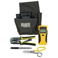 Klein Tools VDV026-812 LAN Installer & Test Starter Kit - Modular