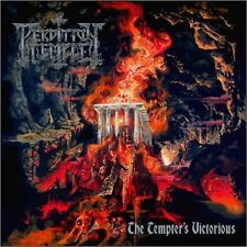 PERDITION TEMPLE - The Tempter´s Victorious CD