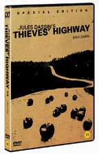 THIEVES' HIGHWAY (1949) - Jules Dassin DVD *NEW