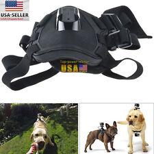 New Dog Hound Fetch Harness Chest Belt Strap Mount For GoPro Hero 1 2 3 3+ 4