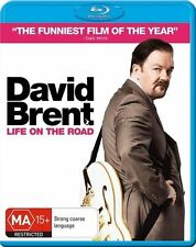 David Brent - Life On The Road (Blu-ray, 2016) NEW