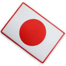 3D PVC Japan Airsoft Military Japanese Velcro Backed National Flag Patch Colour