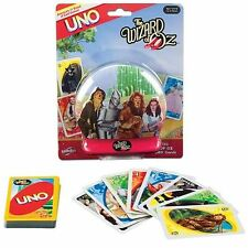 THE WIZARD OF OZ New UNO Card Game SEALED Classic 1939 Movie Collectible Tin NIP