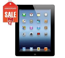 Apple iPad 3rd Generation 32GB, Wi-Fi, 9.7in - BLACK - GOOD CONDITION (R-D)