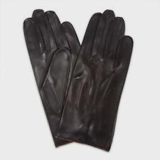 Genuine Paul Smith Leather Gloves/Signature Vintage Multi Stripe Piping/Sz: L