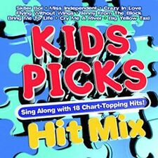 Kids Picks Hit Mix by The Kids Picks Singers   Brand New   Free USA Shipping