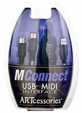 ART MCONNECT Midi to USB Cable to fix all your MIDI Solutions