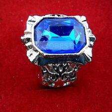 Black Butler Ciel Phantomhive Sapphire Ring Cosplay  Accessories