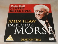 Daily Mail DVD - Inspector Morse - Dead on Time