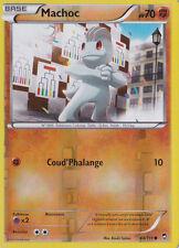 Machoc Reverse - XY3:Poings Furieux - 44/111 - Carte Pokemon Neuve Française