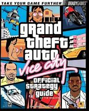 Grand Theft Auto: Vice City Official Strategy Guide for PC by Tim Bogenn, Brady