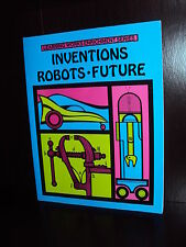 The Learning Works INVENTIONS ROBOTS FUTURE Teacher Homeschool Workbook Paperbac