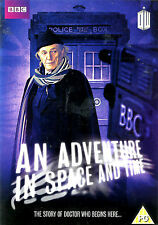 THE STORY OF DR WHO: AN ADVENTURE IN TIME & SPACE New/Unsealed Region 2