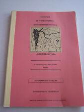 CATALOGUE DE VENTE SUR OFFRES , BANDES DESSINNEES ANCIENNES , BELGIQUE 1996 .