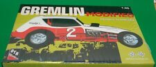 AMC Gremlin Modified Frankie Schneider 1:25 scale Model Kit Dirt Track Racers