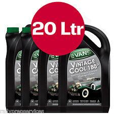 20 litros Evans sin agua Vintage Cool 180 ° del refrigerante del motor