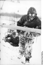 German Army Troops Rocket Tank Rifle 1944 World War 2 Reprint Photo 6x4 Inch
