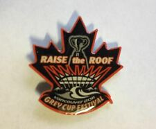 New 99th Grey Cup 2011 Vancouver Collectors Lapel Hat Jacket Pin EE