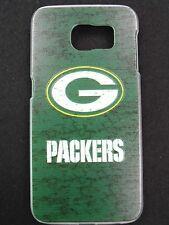 NFL Green Bay Packers Logo Samsung Galaxy S6 G920 Plastic One-Piece Slim Case