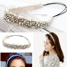 1pc High Quality Shinning Women Rhinestone Headband Fashion Hair Accesorries
