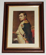 Impresión 100 Años De Napoleon (también disponible sin Marco)