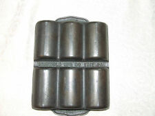 #17 wide center band var.1 Griswold cast iron gem pan bread muffin hard to find