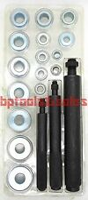 19 Pc Bushing Installer Remover & Inserting Set Driver Tool Kit Automotive NEW