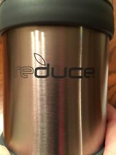 ✔️✔️ New REDUCE Vacuum Food Container 12 oz (Stainless steel) Thermos  Container