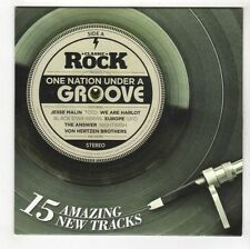 (GL354) Various Artists, Class Rock Presents One Nation Under A Groove - CD