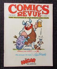 1987 COMICS REVUE Magazine #18 FN 6.0 Hagar The Horrible