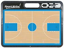 NEW BSN Write Basketball Dry Erase Board with half court feature FREE SHIPPING
