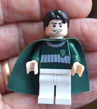 *LEGO HARRY POTTER: MARCUS FLINT  Slytherin Beater   HP 107 (A) Year 2