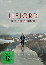 LIFJORD - Der Freispruch: Die komplette erste Staffel (3 DVD)*NEU OPV* Staffel 1