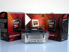 AMD Heatsink Cooler Fan  for FX-4100 FX-4300 95 Watt CPU TDP Socket AM3+  New