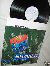 SHAMEN-BOSS DRUM FRANCE NM/VG+ rock LP