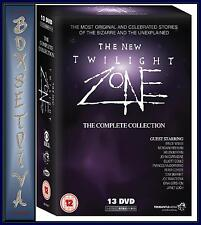 THE NEW TWILIGHT ZONE - COMPLETE 80s BOXSET  **BRAND NEW DVD ***