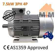 3 PH Three Phase Electric Motor 415V 7.5kW 10HP 1400rpm 4 Pole