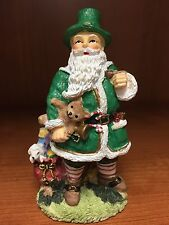 Collectible The Inerternstional Santa Claus Collection Irish