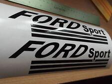 Ford Sport Vinilo Coche Pegatinas x2