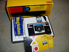 Vintage KODAK X-15 COLOR OUTFIT CAMERA - BOX INSTRUCTIONS MAGICUBES