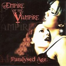 Paralysed Age - Empire of the Vampire (CD)
