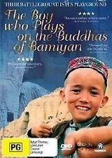The Boy Who Plays On The Buddhas Of Bamiayn New DVD Region ALL Sealed Dari