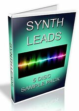 LEADS SAMPLE PACK - PROPELLERHEADS REASON REFILL - NN-XT SAMPLER PATCHES