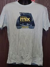 In The Mix Movie Promo T-Shirt Never Been Worn! Rare! Usher Palminteri