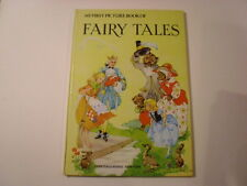 My First Picture Book of Fairy Tales, Derrydale Books, Rene Cloke, 1974, A Edit