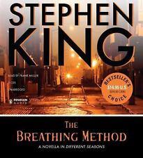 The Breathing Method by Stephen King (2010, CD, Unabridged)