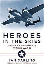 Heroes in the Skies : American Aviators in World War II by Ian Darling 2016