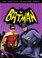 New Sealed! Batman Complete Television Series (DVD 2014 18-Disc Set) 1960s Show