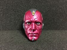 Hot Toys 1/6 MMS 296 Avengers Age of Ultron Vision - Head Sculpt